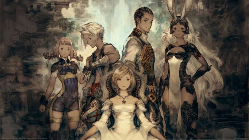 Final Fantasy XII The Zodiac Age fond d'écran