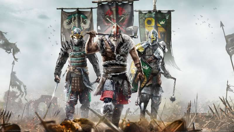 For Honor fond d'écran 01