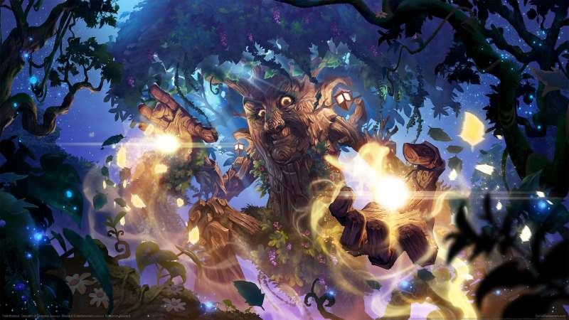 Hearthstone: Descent of Dragons fond d'écran