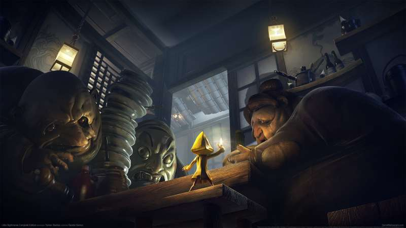 Little Nightmares Complete Edition fond d'écran
