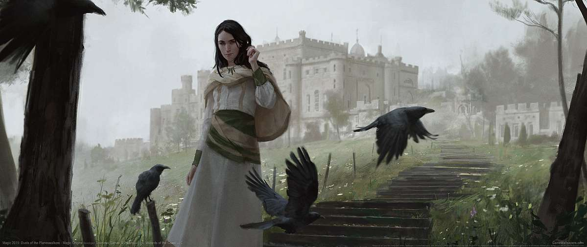 Magic 2015: Duels of the Planeswalkers fond d'écran
