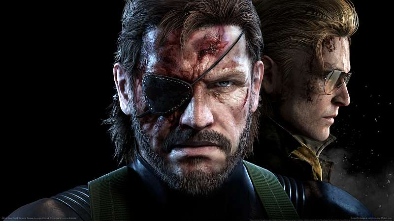 Metal Gear Solid: Ground Zeroes fond d'écran