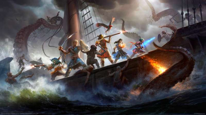 Pillars of Eternity 2: Deadfire fond d'écran