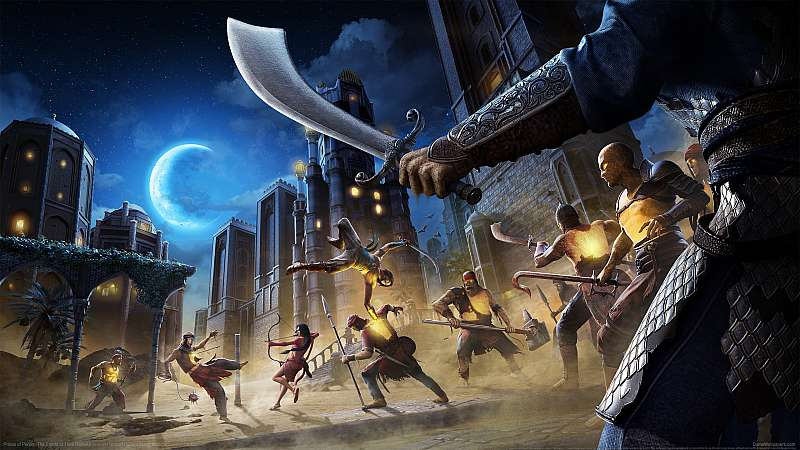 Prince of Persia: The Sands of Time Remake fond d'écran