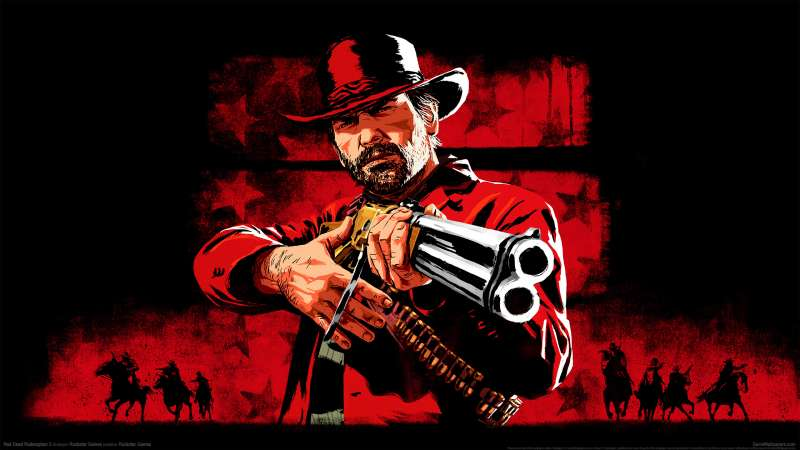Red Dead Redemption 2 fond d'écran