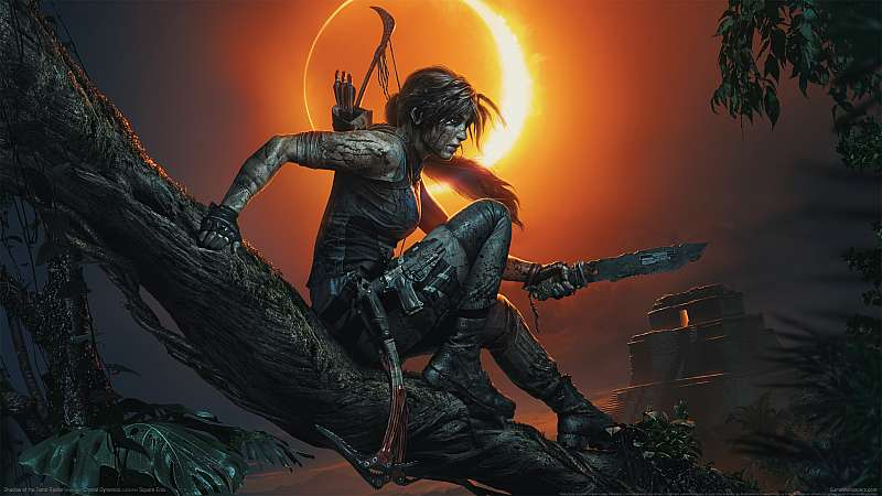 Shadow of the Tomb Raider fond d'écran
