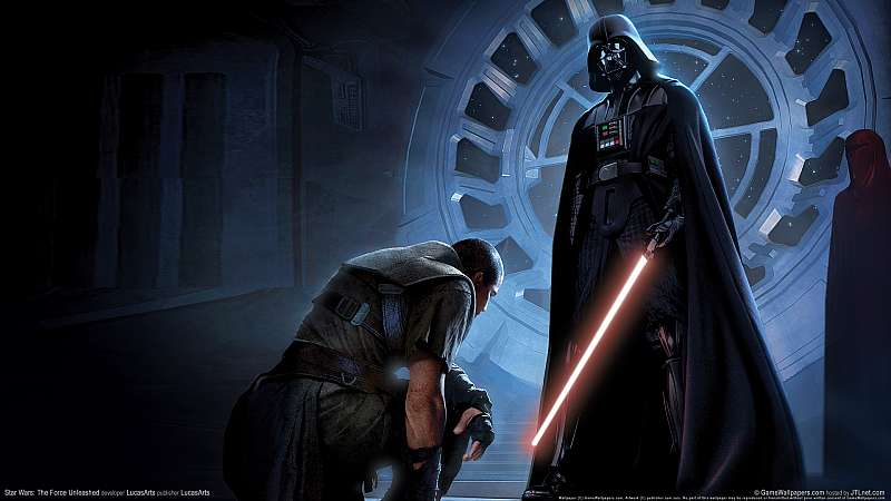 Star Wars: The Force Unleashed fond d'écran