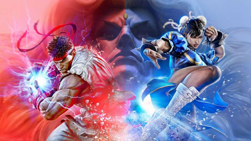 Street Fighter 5 fond d'écran