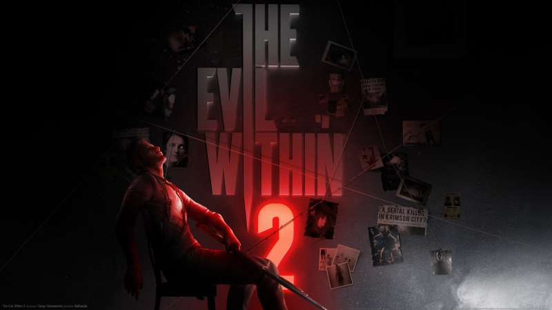 The Evil Within 2 fond d'écran 03