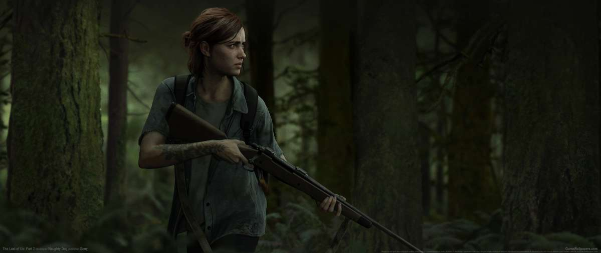 The Last of Us: Part 2 fond d'écran