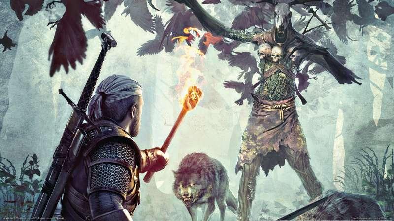 The Witcher 3 Wild Hunt Desktop Fonds Décran