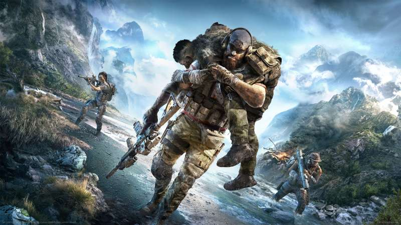 Tom Clancy's Ghost Recon Breakpoint fond d'écran