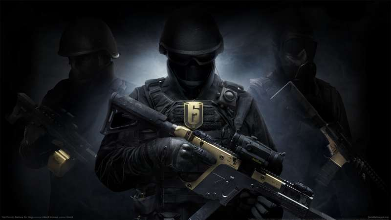 Tom Clancy's Rainbow Six: Siege fond d'écran 04