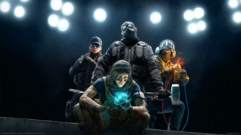 Tom Clancy's Rainbow Six: Siege fond d'écran 06