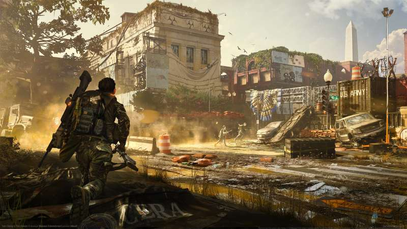 Tom Clancy's The Division 2 fond d'écran