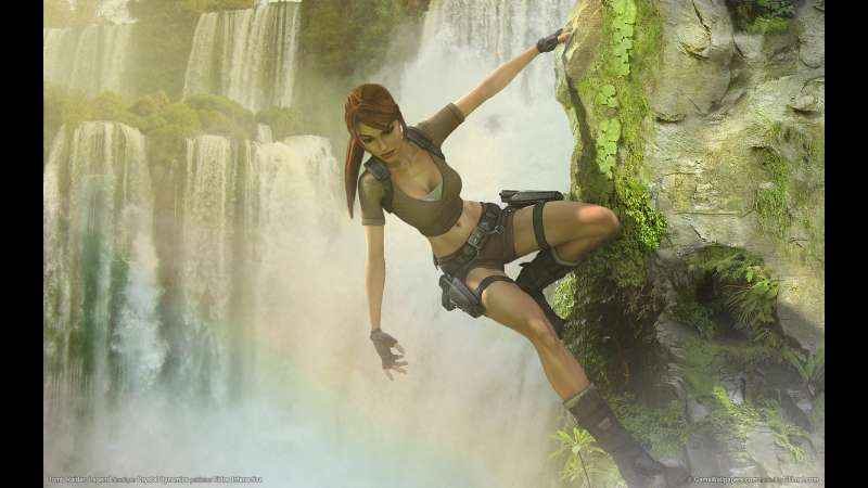 Tomb Raider: Legend fond d'écran