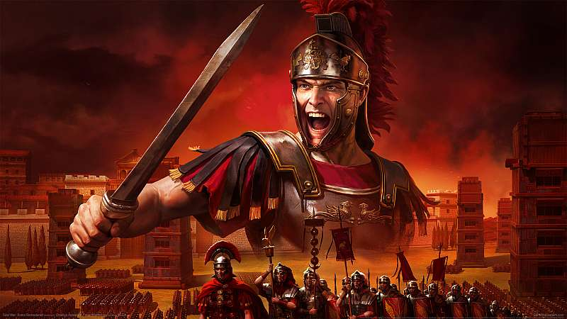 Total War: Rome Remastered fond d'écran