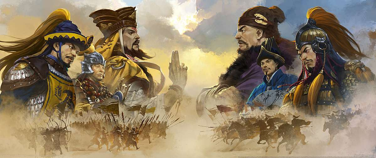 Total War: Three Kingdoms fond d'écran