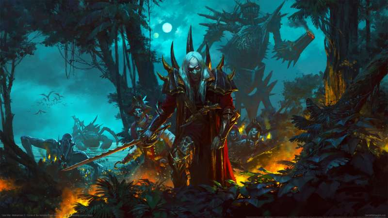 Total War: Warhammer 2 - Curse of the Vampire Coast fond d'écran