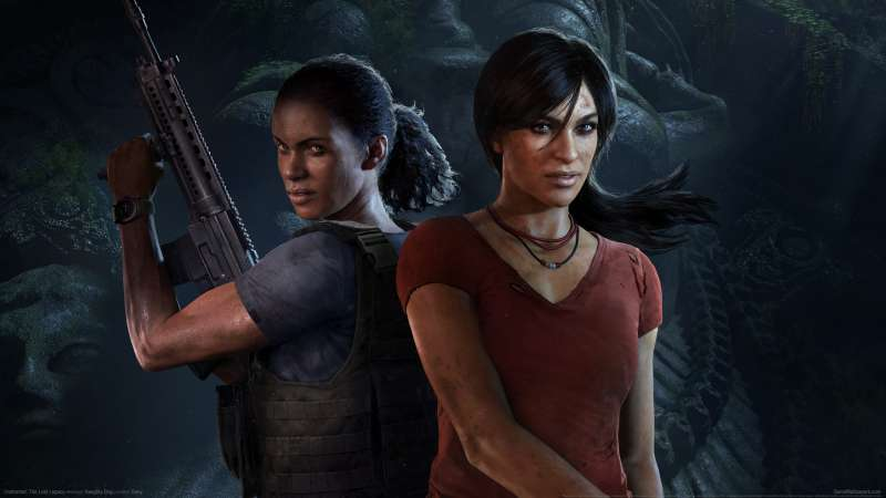 Uncharted: The Lost Legacy fond d'écran 04