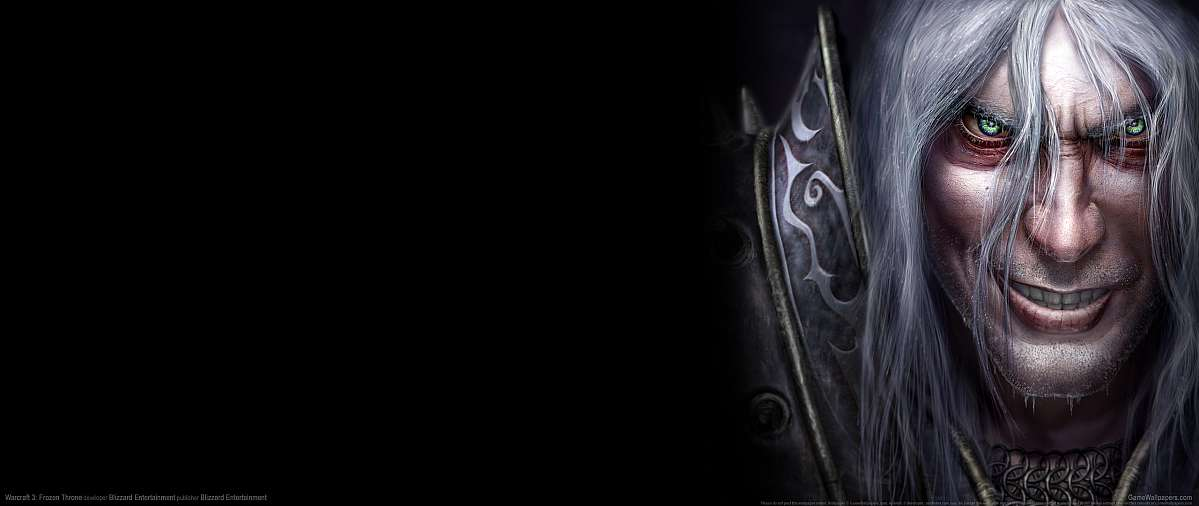 Warcraft 3: Frozen Throne fond d'écran