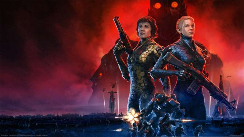 Wolfenstein: Youngblood fond d'écran