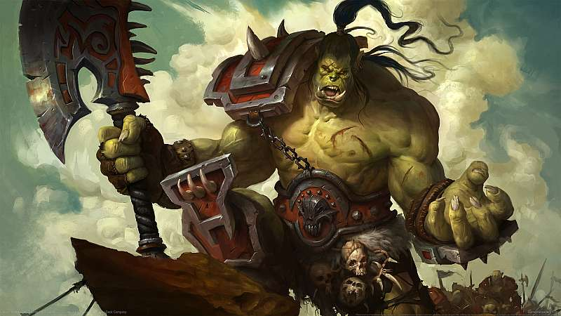 World of Warcraft: Trading Card Game fond d'écran