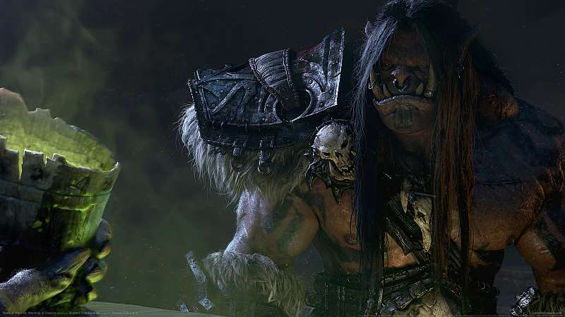 World of Warcraft: Warlords of Draenor fond d'écran