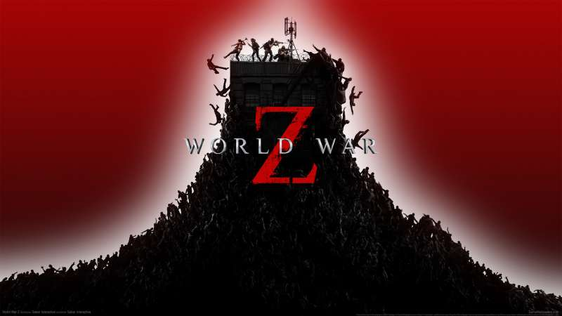 World War Z fond d'écran 01